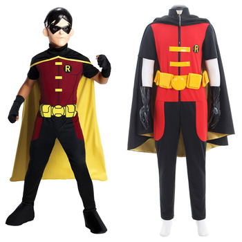 Young Robin Costume Robin Cosplay Costume Adult Halloween Costume