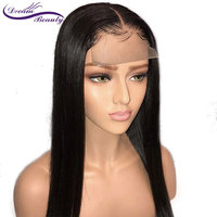 Dream Beauty hair Full Lace Human Hair Wigs Pre Plucked With Baby Hair Brazilian Remy Hair Full Lace Wigs Bleached Knots