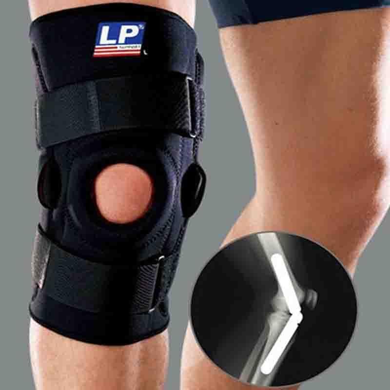Usine offre réadaptation professionnelle flanchard obi lp710 double acier après orthèse membre orthèse pour articulation genou