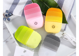 Image 5 - Xiaomi inFace Small Cleansing Instrument Deep Cleanse Sonic Beauty Facial Instrument Cleansing Face Skin Care Massager
