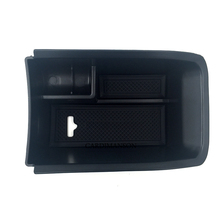 For Peugeot 2008 2014-2016 Central Armrest Storage Box Container Holder Tray Car Organizer Accessories Car Styling