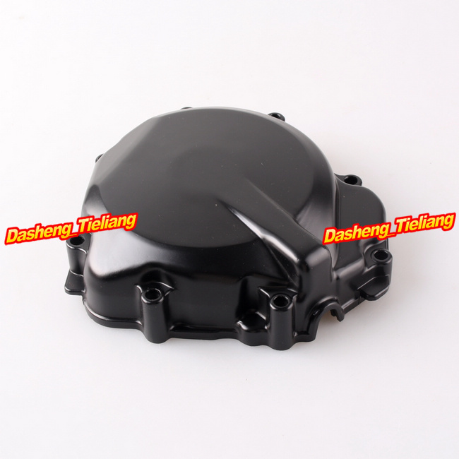Motorcycle Engine Stator Crank Case Generator Cover Crankcase For SUZUKI GSXR 1000 2007 2008 CNC Aluminum Alloy Black free shipping lt1016cs8 new ic sop8 10pcs lot