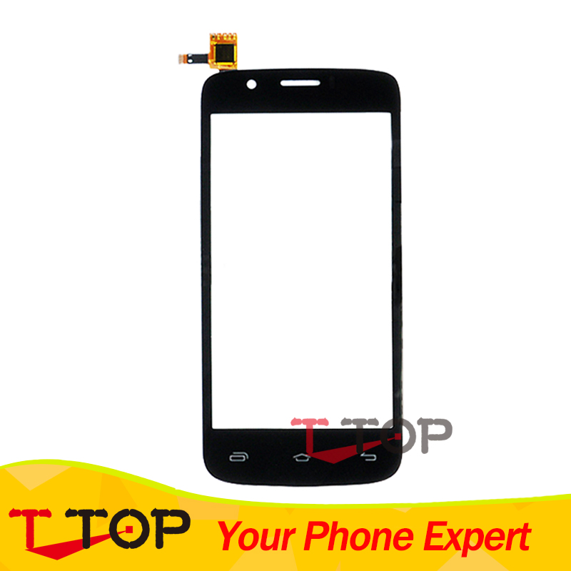 4 5 Touch Screen For Prestigio MultiPhone PAP 5453 PAP5453 Duo Touch Screen Digitizer 1PC Lot
