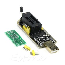 J34 Free Shipping USB Programmer CH341A Series Burner Chip 24 EEPROM BIOS Writer 25 SPI Flash NEW