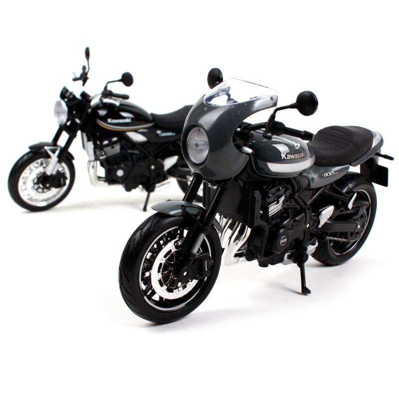Originalgetreues Motorradmodell Mit Fede Maisto Kawasaki Z900Rs Maßstab 1:12
