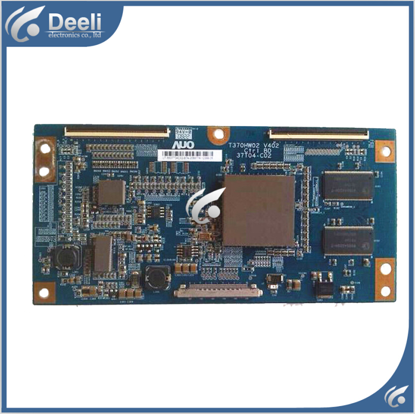 Working good 99% new original for Logic board New T370HW02 V402 37T04-C02 A37A550P1R T-CON board 6870c 0511a t con logic board for printer t con connect board