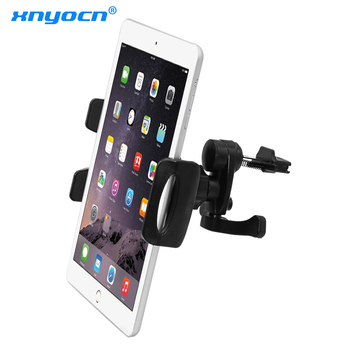 Universal 7 8 9 10 11 Tablet Car Air vent Holder Mount Stand Vent Holder For iPad 2 3 Air Tablet PC Soporte Tablet For Samsung кейс для ipad air и tablet pc 10 1 g form gctsl01ywe