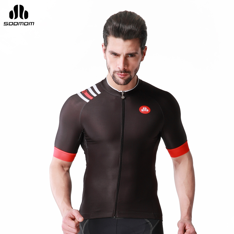 2017 Soomom Cycling Short Jersey Breathable Quick-dry High quality Racing Cloth Ciclismo Bike Clothing Bicycle Sportswear 2016 high quality new cycling jersey women and men s mountain bicycle cycling clothing racing bike riding wear breathable