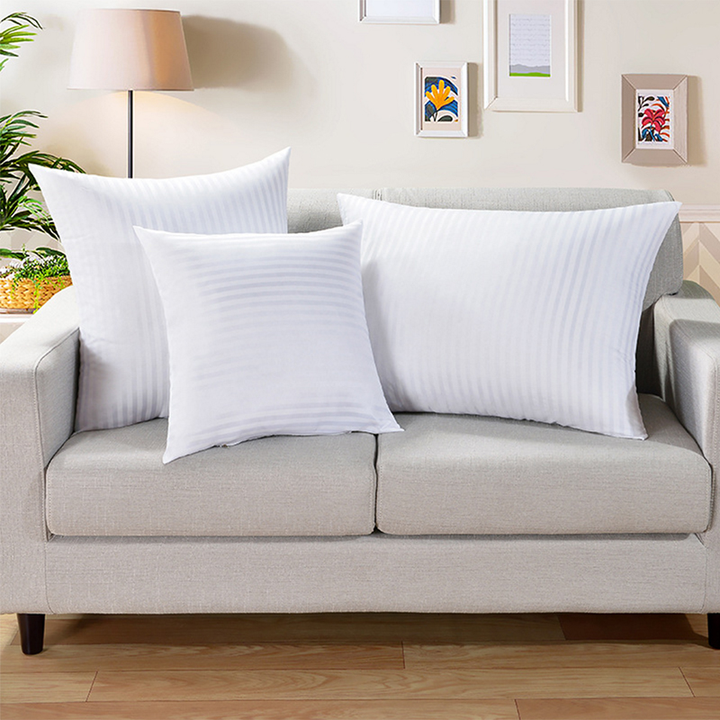 1pcs Interwoven Cotton Pillow core non-woven fabric pillow Inner cushion pillow interior