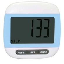 Waterproof Step Movement Calories Counter Multi-Function Digital Pedometer HS