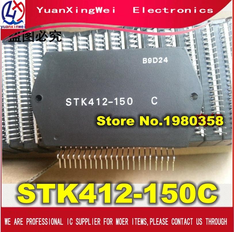 Free Shipping 1pcs STK412-150C STK412-150 STK412 free shipping 3pcs lot stk412 150 stk412 lcd backlight module best quality