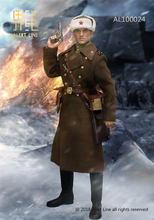 Alert Line 1/6 WW2 1944 Red Army Infantry Senior Lieutenant Officer Set AL100024 for man body cloghing set and acc цена и фото