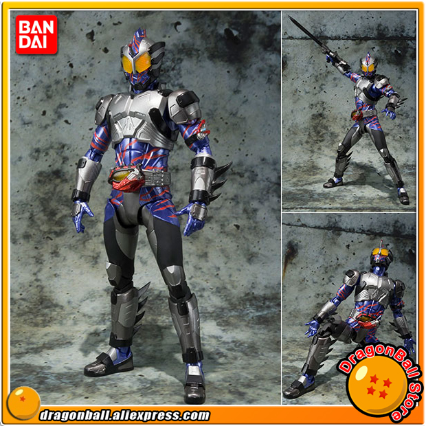 Original BANDAI Tamashii Nations S.H. Figuarts / SHF Action Figure - Kamen Rider Neo japan kamen masked rider original bandai tamashii nations shf s h figuarts toy action figure shadow moon ver 1 0