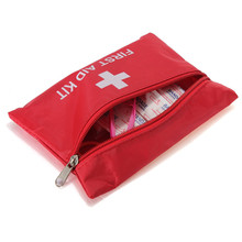 New Arrival Professional Emergency Survival Outdoor First Aid Kit Bag Treatment Pack Durable Travel Outdoor Rescue Medical Tools