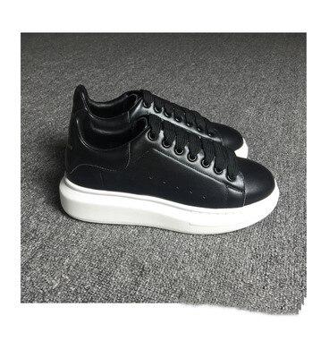 8 3 Plate 6 Cuir 9 7 Printemps Sport 4 De Chaussures En Et Dentelle 2 1 10 Femmes 5 Automne Mode 11 Blanc forme Casual Marque wqfTB7
