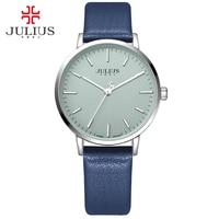Julius Top Brand Luxury Gold Watches Women Watch Ladies Analog Quartz Wristwatches Dress Bracelet Relogio Feminino JA 922