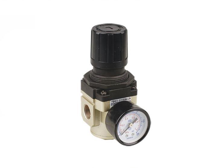 1/4 SMC air gas regulators,air regulator ,pressure regulator,smc air pressure regulator  AR2500-02 oxygen pressure regulator yqy 07 copper o2 pressure regulators
