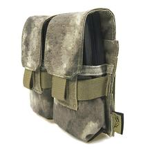 FLYYE MOLLE M14 Double Dual cassette ammo pouch Military Tactical CORDURA PH-M009