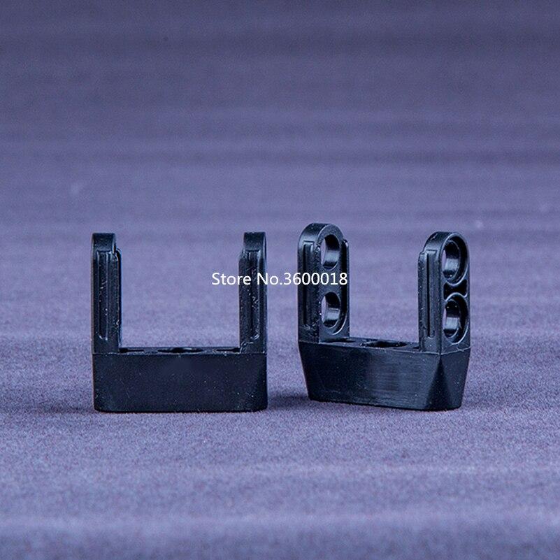 20pcs/lot Decool Technic Parts Bricks Connector Compatible With Legos 87408 MOC DIY Blocks Bricks Parts Set