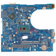 Laptop motherboard for DELL Inspiron 5759 5559 I7-6500U PC