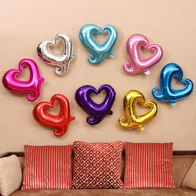 Balloon sweet heart party wedding decoration cake shape foil balloon sweet heart party wedding decoration cake shape foil helium balloons birthday wedding anniversary party junglespirit Gallery