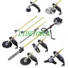 Gasoline garden tool brush cutter,chain saw,pole trimmer