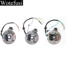 Магнитная пластина wotefusi для стантора iginiton мотоцикла