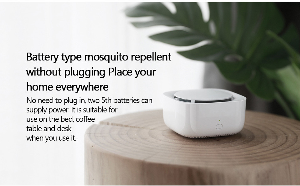 2019 New Xiaomi Mijia Mosquito Repellent Killer Smart Version Phone timer switch with LED light use 90 days Work in mihome AP (18)