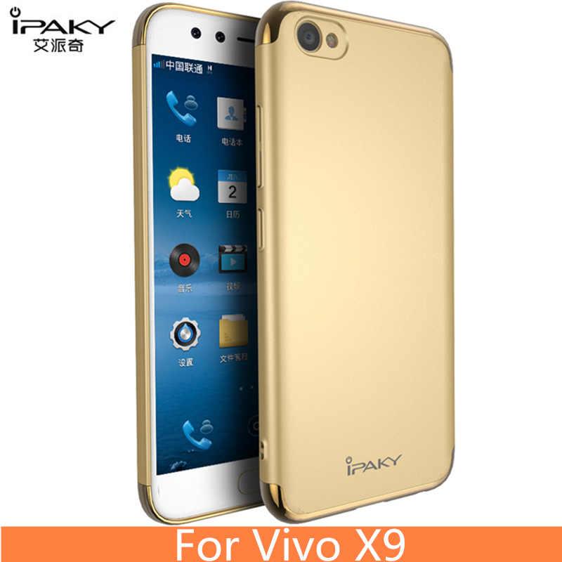 สำหรับVivo X9กรณีเดิมiPakyแบรนด์ใหม่ไฟฟ้าเครื่องคอมพิวเตอร์ฮาร์ดฝาครอบป้องกันสำหรับVivo X9 Fundas Carcasas X9กรณีเกราะปก