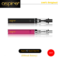 Vape Pen Kit Original Aspire K2 Quick Start Kit With 1 8ML Tank And 800mah Battery