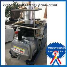 Hardcover-ausgabe Elektrische Hochdruck PCP Gewehr Luftpumpe 0-30Mpa 40L/min 1.8KW Wasserkühlung Luftgewehr Scuba Kompressor