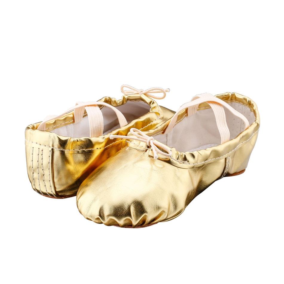 ca55a99e8 MSMAX B101 Children's Elastic Band Ballet Flats Girls' Ballroom Yoga Practice  Shoes Kids Woman Basic Skills Sneakers on Aliexpress.com | Alibaba Group