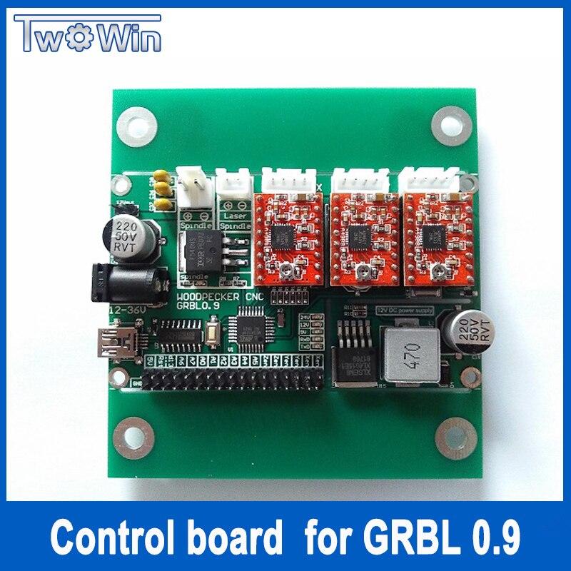 Grbl 0 9j Usb Port Cnc Engraving Machine Control Board 3