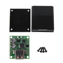 5v 2A солнечная панель банк питания USB регулятор напряжения заряда с крышкой и винтами
