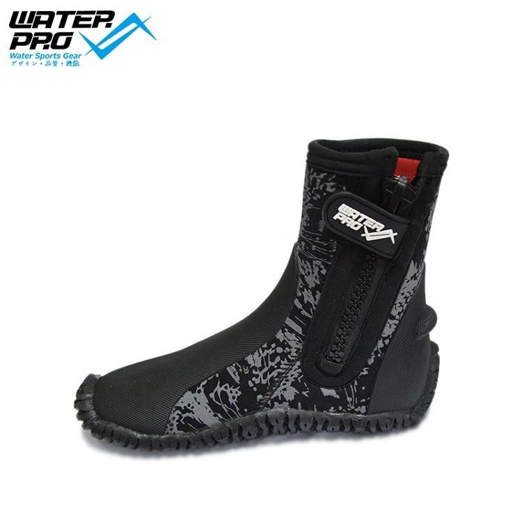 Vandens Pro GS 5mm nardymo batai nardymui - Vandens sportas - Nuotrauka 6