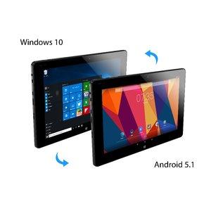 Image 4 - Alldocube Iwork10 Pro 10.1 Inch Windows10 + Android5.1Tablets Pc Ips 1920*1200 Intel Atom 4 Gb Ram 64 Gb rom Tablet Voor Leren