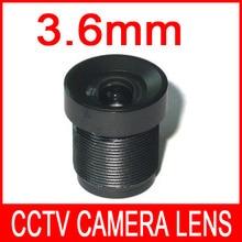 Топ Моды ограниченные cctv объектив 3,6 мм 6 мм 8 мм безопасности f1.2 Объективы широкоугольный ИК-камеры fujifilm