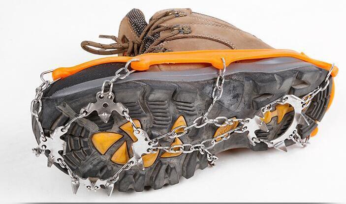 Kletterausrüstung Outdoor : Aotu zahn steigeisen schuh cover outdoor kletterausrüstung