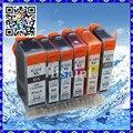 6PK Compatible For PGI220 CLI221 Ink Cartridge For Canon PIXMA MP-540/550/560/620/630/640/980 Printer  Free Shipping Hot Sale