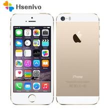 """Apple iPhone 5 S Ursprüngliche Handys Dual Core 4 """"IPS Verwendet Telefon 8MP 1080 P Smartphone GPS IOS iPhone5s Freigesetzter Handy"""