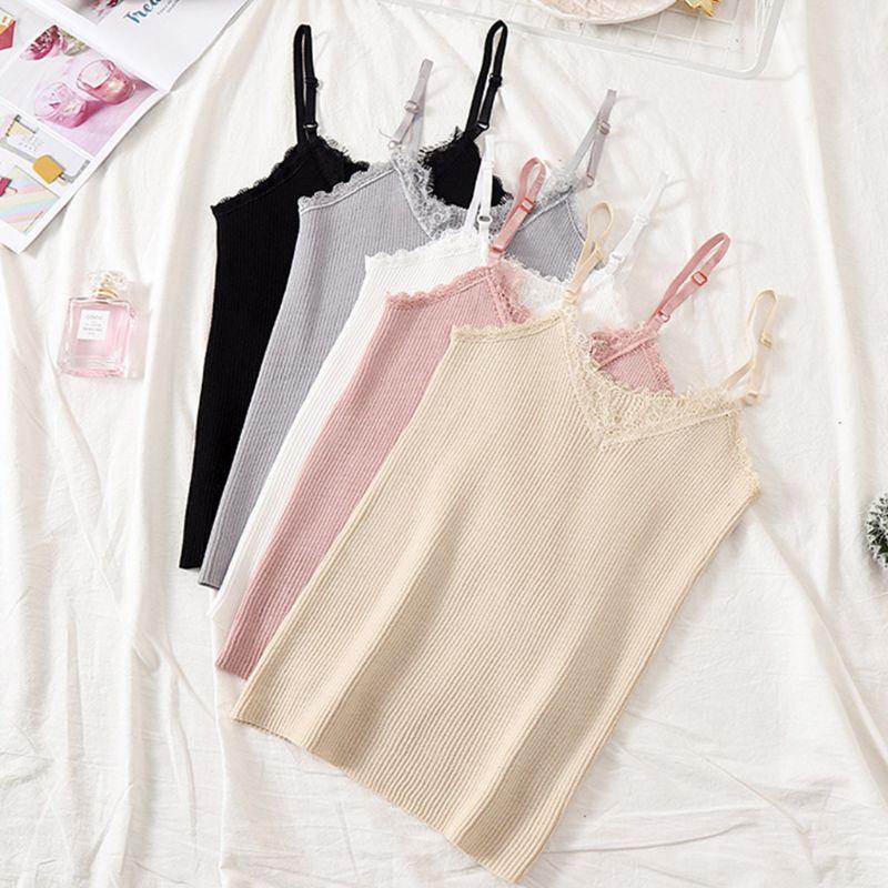 1 Ladies Vest Top 100/% Cotton Daisy Flower Trim Summer Underwear All Sizes