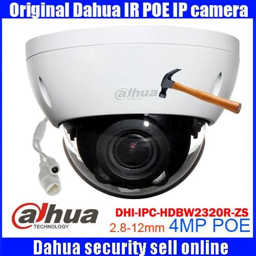 Dahua DHI-IPC-HDBW2320R-ZS replace DH-IPC-HDBW2300R-Z IR Bullet Network POE IP VF lens Sd card solt Camera IPC-HDBW2320R-ZS видеокамера ip dahua dh ipc hdbw2220rp zs 2 7 12мм 1 2 8 1984x1225