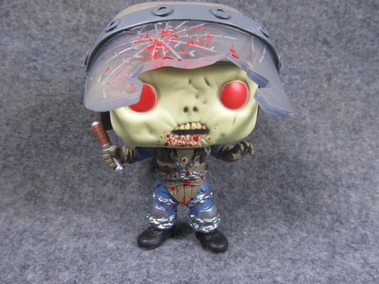 Original Imperfect Funko Pop Games: Duty Call The Dead Walker Loose Toy Figure Decorative Model Toy Cheap Price No Box