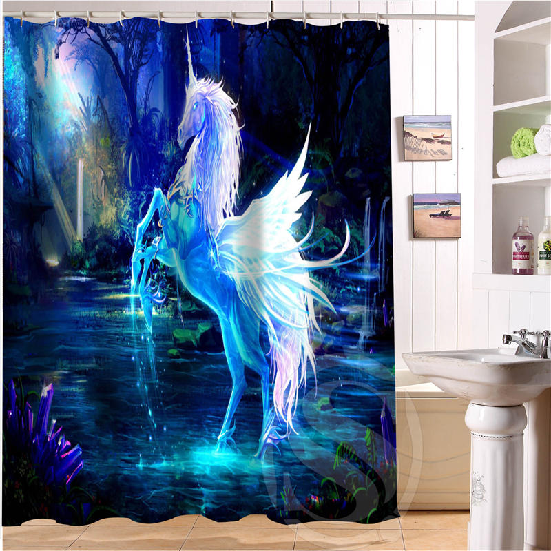 Bathroom decor with horses : Horse bathroom decor design ideas