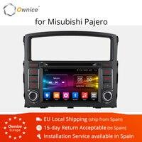 Ownice C500 Android 6.0 Octa 8 Core Car Audio DVD for MITSUBISHI PAJERO V97 V93 GPS Radio 2GB RAM 32GB ROM support 4G DAB+ TPMS