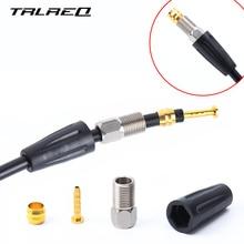 TRLREQ mtb bike hydraulic brake repair parts for SHIMANO DEORE / ZOOM-HB875 hydraulic brake 4 piece / lot shimano deore xt m8000bicycle brake hydraulic disk brake mtb front