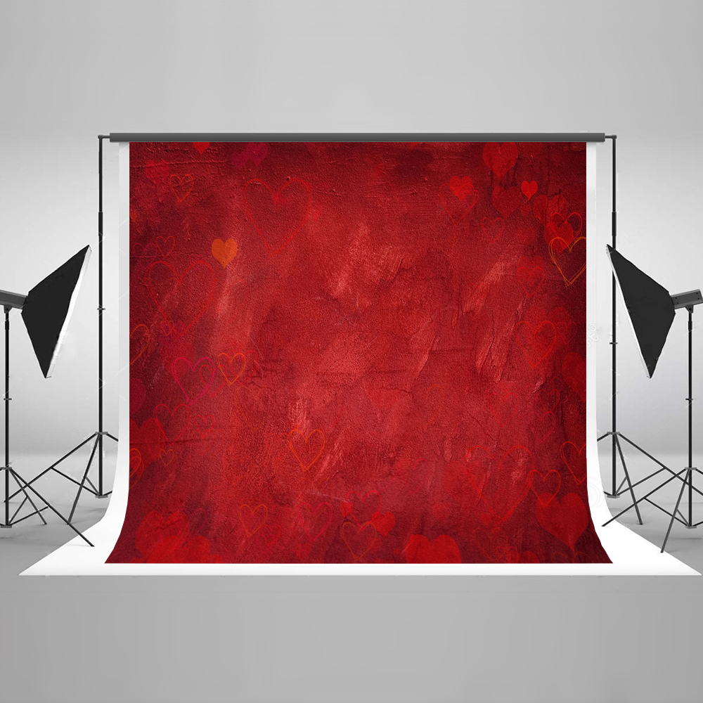 KATE 300x300cm red Valentine 's Day photo background photography backdrop brick wall  studio background microfiber backdrop love photography backdrop scenery custom photo portrait studios background valentine s day backdrop f 2908