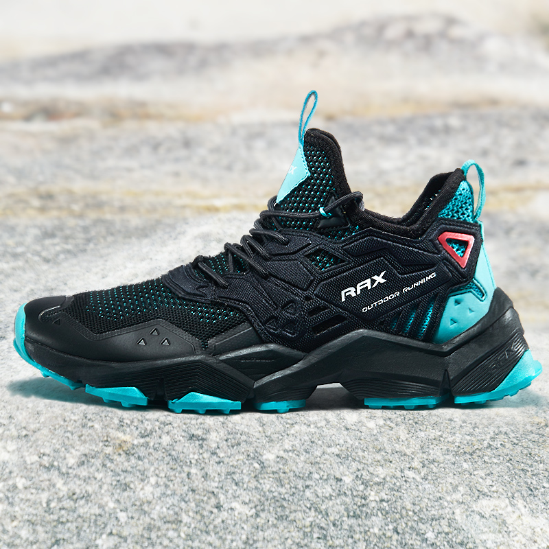 Rax  Men Hiking Shoes 2019 Spring Summer New Style Breathable Outdoor Sports Sneakers for Lightweight Mountain Trekking Shoe
