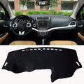 XUKEY FIT FOR 2011-2015 2016 DODGE JOURNEY FIAT FREEMONT DASHBOARD COVER DASHMAT DASH MAT PAD SUN SHADE DASH BOARD COVER CARPET
