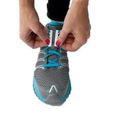 Шнурке серпантин chaussure галстука магнитные ленивый шнурки металла эластичный пара без